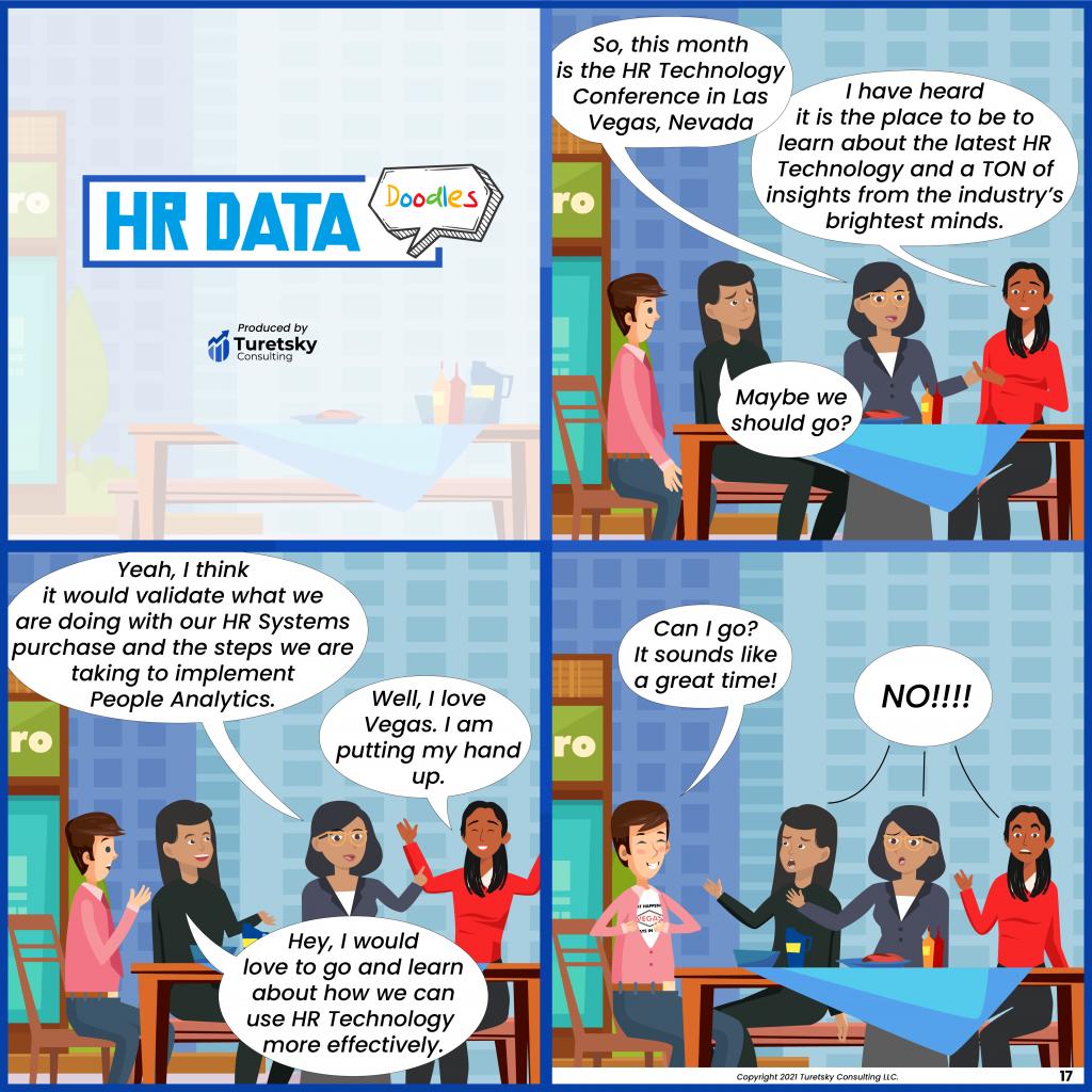 HR Data Doodles #17
